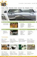 Die neue Startseite vom City Netz Kirchheim-Teck jetzt online