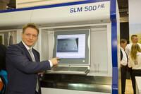 Rückblick EuroMold 2014: Hohe Nachfrage bei SLM Solutions nach additiver Fertigungstechnologie