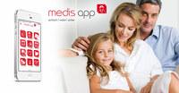 MedisApp - Erste mobile Gesundheitskarte für das Smartphone