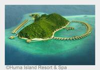 Eine Trauminsel zum Entdecken: Das Huma Island Resort & Spa auf den Philippinen