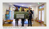 SEVEN PRINCIPLES spendet an das Ronald McDonald Haus in Köln
