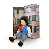 Eine Beethoven-Puppe zu Beethovens Geburtstag