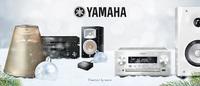 Wireless Weihnachten mit Yamaha - klangvolle, kabellose Musikinszenierung für zu Hause mit PianoCraft, Relit und HiFi