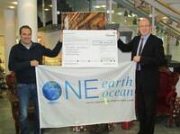 Mit weniger Hotelservice die Weltmeere retten -   ostsee resort damp unterstützt OEOO mit Spendenaktion