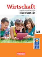Gütesiegel Schulbuch des Jahres  Ökonomische Bildung geht an Cornelsen-Lehrwerk Wirtschaft  Differenzierende Ausgabe