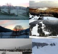 Presseweller. Winterreise querbeet von Nord nach Süd