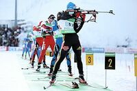 Sportlich Aktiv während der Tagung in Oberhof