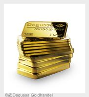 German Investors buy significantly more Gold - Degussa experiences record sales this November