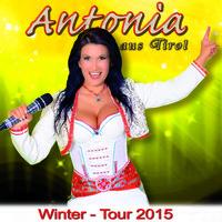 showimage Antonia aus Tirol auf großer Winter Tour 2015