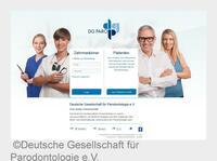 DG PARO mit neuer Website am Start