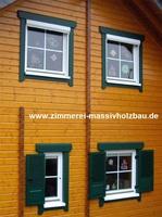 Blockhausbau - Energieeffiziente, ökologisch sinnvolle Dämmlösungen und Sanierungen beim Holzhaus!