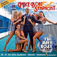 Event-Planer treffen sich im Mai 2015 an Bord der MS Silja Symphonie