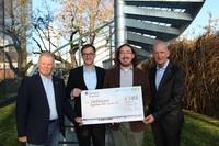 showimage Ingenieure ohne Grenzen e.V. gewinnen Enspire Award 2014