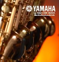 Gratis Geschenk bei Neukauf eines Yamaha Saxophons der Custom-Serie