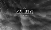 MANIFEST TL 02 | COLLECTION WINTER 2015/16