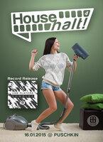 House halt! #4 ++ Pre-Release: USB Players - Sunrise EP ++