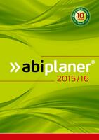 Der Abiplaner 2015/2016