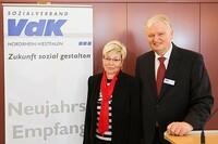 Besser, aber noch längst nicht gut! VdK NRW sieht für 2015 Nachholbedarf bei Pflege und Inklusion