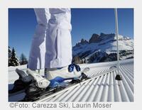 """""""Be the first"""" im unberührten Firnschnee: Den Skifrühling im Südtiroler Eggental mit einem besonderen Angebot genießen"""