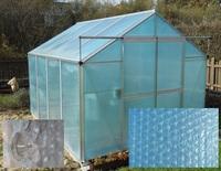 Isolierfolie - Pflanzenschutz im Gewächshaus
