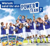 Capri-Sonne sucht echte Power Teams