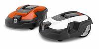 Die neuen Husqvarna Rasenroboter: Automower 310 / 315