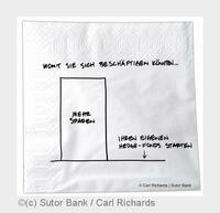 Beste Strategie, um Geld zu vermehren: mehr sparen