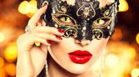 Flirten beim Karneval: Ganz leicht mit bunten Kontaktlinsen