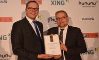 Beste deutsche Arbeitgeber: AGRAVIS Raiffeisen AG erneut auf einem Spitzenplatz