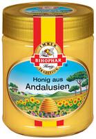 """Mit dem neuen BIHOPHAR Länderhonig """"Andalusien"""" die Sonne Spaniens auf den Tisch holen"""