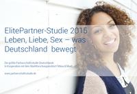 Größte Partnerschaftsstudie Deutschlands: Leben, Liebe, Sex 2015