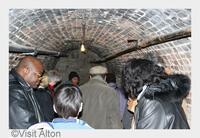 Flucht aus der Sklaverei: Alton und Godfrey zeigen wichtige Stätten der Underground Railroad
