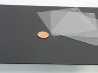 Ultradünnes Floatglas für Touchscreens und Displays