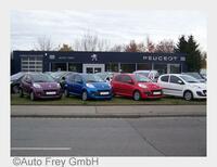Peugeot Neuwagen Gersthofen bei Augsburg - Auto Frey GmbH