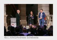 Haufe-umantis gewinnt den zweiten Platz beim New Work Award 2015