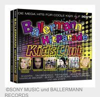 BALLERMANN Kids-Club - Die Familienparty