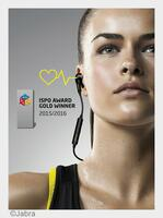 Jabra Sport Pulse ist GOLD WINNER der ISPO AWARDS