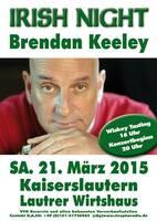 Brendan Keeley - The Irish Night
