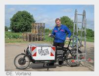 """Transporträder: Sie bringen""""s - dienstlich wie privat"""