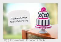 Tillmann Druck startet mit frischem Online-Outfit und Weblog ins 30. Firmenjahr