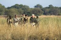 25 Jahre Walking Safari von Robin Pope Safaris in Sambia