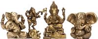 Ganesha Statuen - Symbol für Weisheit, Erfolg und Wohlstand