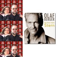 Roland Rube und Ariane Kranz On Air mit Olaf Berger