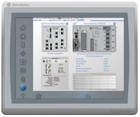 PanelView Plus 7 Standard Bedieneroberfläche von Rockwell Automation bietet höhere Auflösung und Breitbildoption
