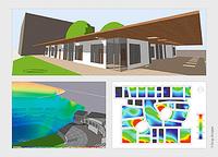 Gebäude- und Energiesimulation mit DesignBuilder