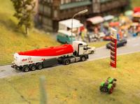 Die kleinste star Tankstelle Deutschlands