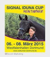 Mit-Pferden-reisen.de verlost Eintrittskarten für Reitturnier SIGNAL IDUNA CUP