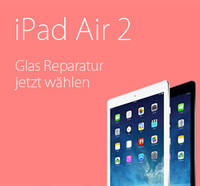 Der Displaytausch bei dem iPad - nichts für Grobmotoriker