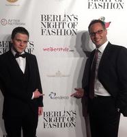 10. Berlins Night of Fashion 2015 - venderoo war dabei
