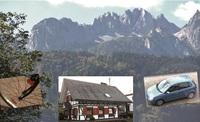 Hier Siegerländer Heimat, dort Autos, Bikes und Reiseziele